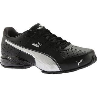 49c998d30c25 PUMA Men s Cell Surin 2 FM Sneaker PUMA Black PUMA Silver Dark Shadow