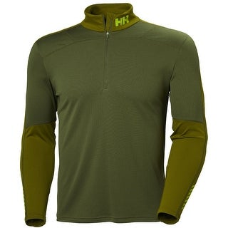 Helly Hansen Men's HH Lifa Active 1/2 Zip Long Sleeve Base Layer Top - 48309
