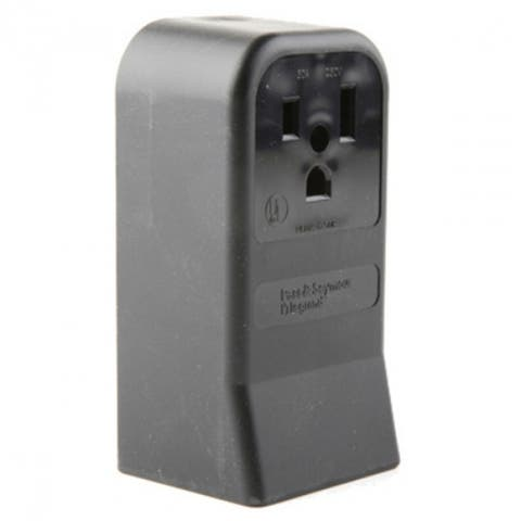 Lincoln Electric KH526 Parallel Blade Welding Receptacle, 230-Volt