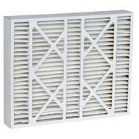 20x25x5 - 19.88x24.88x4.38 Amana Furnace Filter MERV 8 Pack of - 2