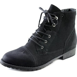 Madden Girl Rangerrr Women Round Toe Synthetic Boot