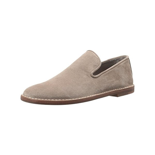 Vince Womens Percell Loafers Round Toe Slip On