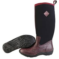 Muck Boot's Women's Arctic Adventure Maroon Boot w/ Lightweight Outsole -Size 11
