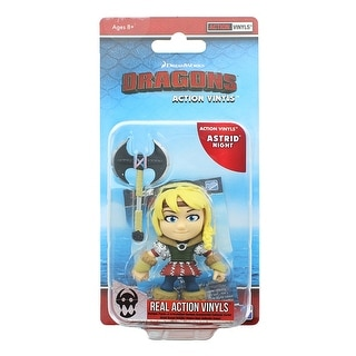 """How To Train Your Dragon 3.25"""" Action Vinyl: Astrid (Night) - multi"""