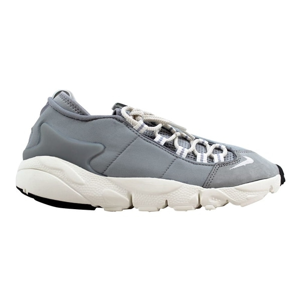 newest 2f7af 8f209 Nike Men  x27 s Air Footscape NM Wolf Grey Summit White-Black