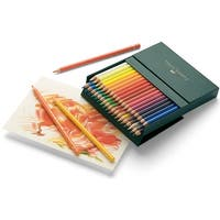 Polychromos Colored Pencil Gift Box 36pc-Lightfast Colors