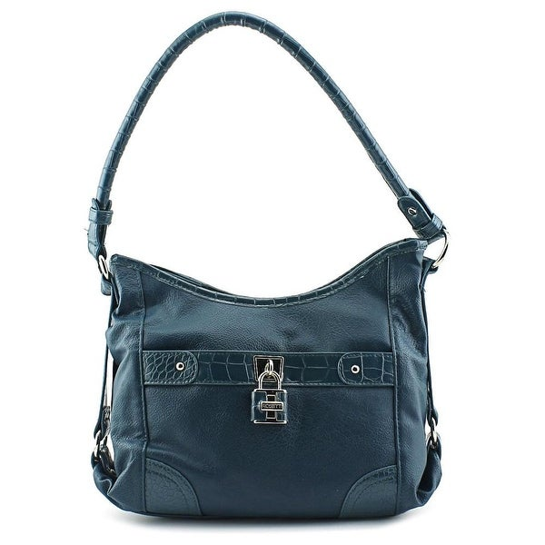 Rosetti Finders Keepers Small Hobo Bag Women Leather Hobo - Blue