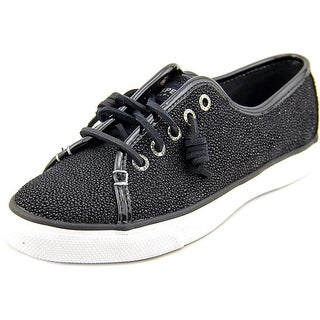 Sperry Top Sider Seacoast Leather Fashion Sneakers