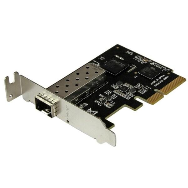 Startech Pex10000sfp Pci Express 10 Gigabit Ethernet Fiber Network Card