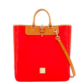 Dooney & Bourke Windham Editor's Tote (Introduced by Dooney & Bourke at $328 in Nov 2016) - Red
