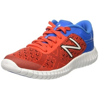 New Balance Kids' Flexonic 99 Marvel, Red/Blue, Size 1.5 M US Little Kid - 1.5 m us little kid