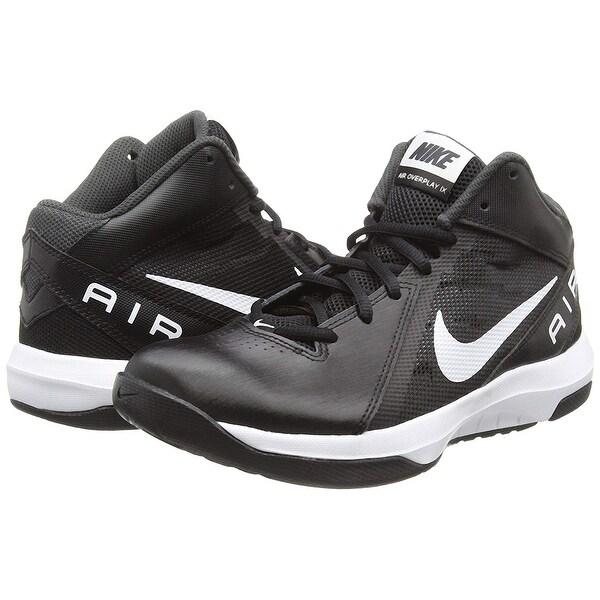 Shop NIKE Men's The Air Overplay IX Basketball Shoe