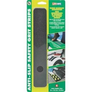 """Incom RE624BL Safety Grit Tape, Black, 2"""" x 12"""""""
