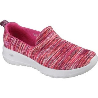 Skechers Women's GOwalk Joy -Terrific Pink/Multi