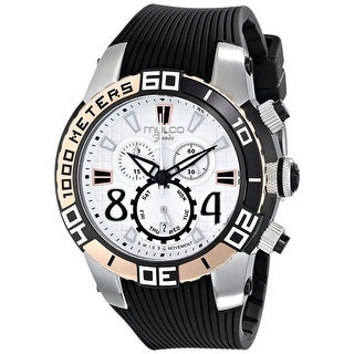 Mulco Women's Fondo wheel MW1-74197-021 Silver Dial watch