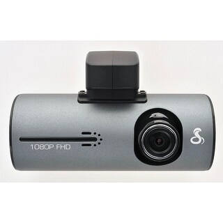 Cobra CDR 840 VP HD Drive HD Dash Cam GPS 8GB Memory 1080p w/ HDMI Cable Manufacturer Refurbished