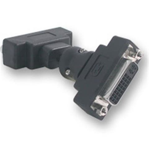 Cables To Go 40936 Dvi-A Female To Dvi-A Female 360 Degree Rotating Adapter