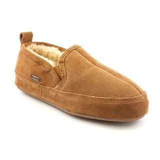 Acorn Romeo II Men Round Toe Suede Slipper