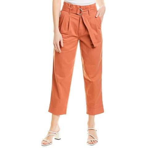Madewell Tapered Paperbag Pant