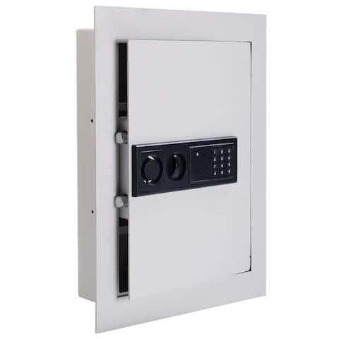 Digital Flat Recessed Wall Safe