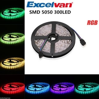 Christmas Lighting string 5M 300LED SMD 5050 RGB LED Flexible Strip Xmas Light