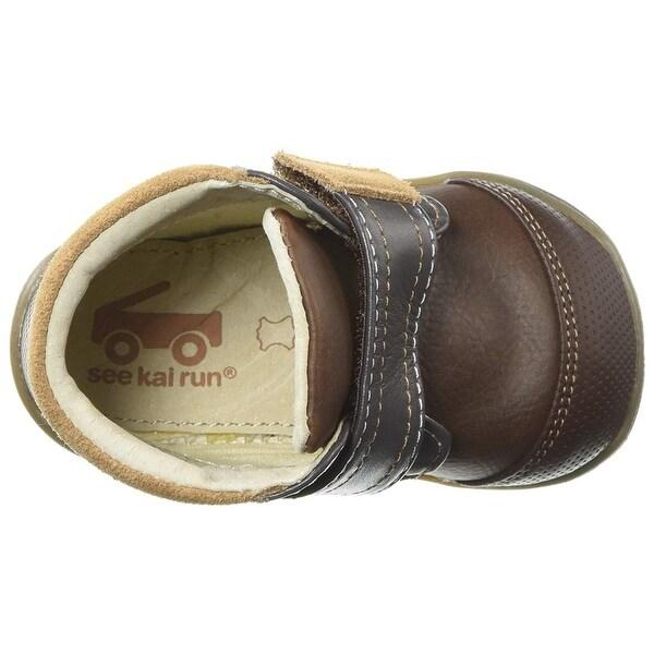 See Kai Run Kids Sawyer Iii Chukka Boot,
