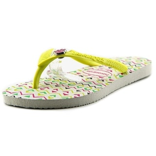 Havaianas Lion King Open Toe Synthetic Thong Sandal