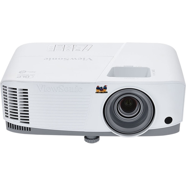 Viewsonic - Wxga Dlp Projector, 1280 X 800, 3,600 Lumens, Connectivities Includes Hdmi, Vga,