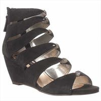 Steve Madden Womens gabbey Open Toe Casual Platform Sandals