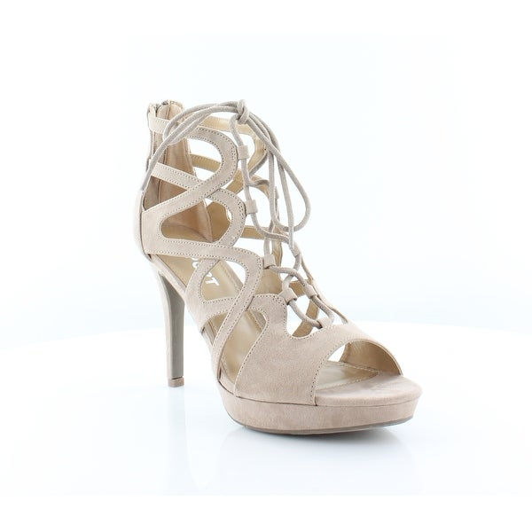 Report Laxy Women's Sandals & Flip Flops Natural