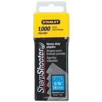 """Stanley 9/16"""" Heavy Duty Staple TRA709T Unit: EACH"""