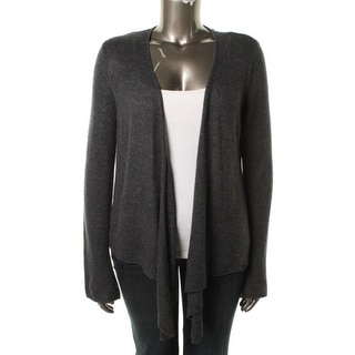 Philosophy Dane Lewis Womens Cashmere Open Front Cardigan Sweater