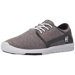 Etnies Mens Scout Textured Lightweight Casual Shoes - 5 medium (d)