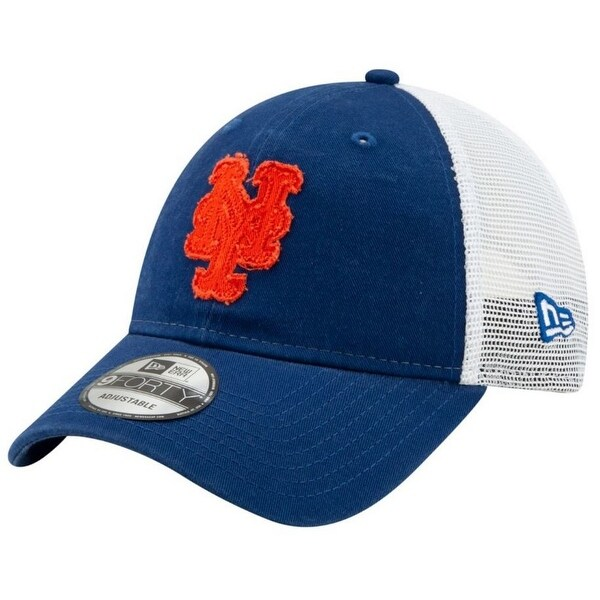 Shop New Era 2019 Mlb New York Mets Baseball Cap Hat Truckered 48f14f57aafa