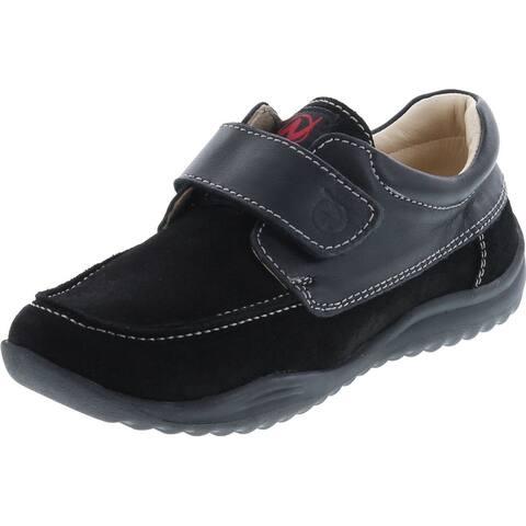 Naturino Boys Urbino Fashion Casual Dress Shoes - Black