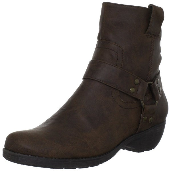 Aerosoles Women's Destiny Motorcycle Ankle Boots