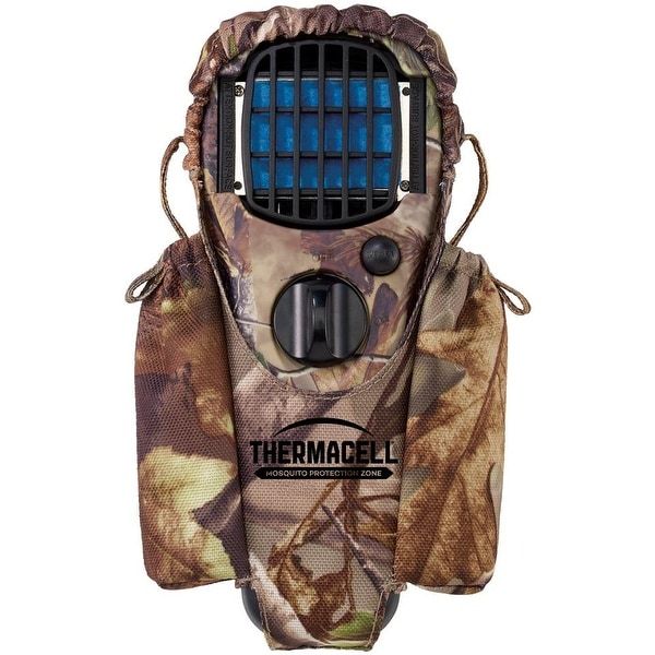 ThermaCELL Mosquito Repellent Appliance Holster (Realtree Xtra Camo) with Belt Clip - MR-HTJ
