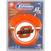 Oklahoma State Cowboys Jersey Coaster Set