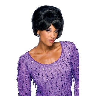 Rubies Dream Leader Wig - Black