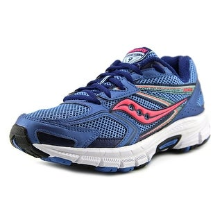Saucony Grid Cohesion 9 Round Toe Synthetic Sneakers