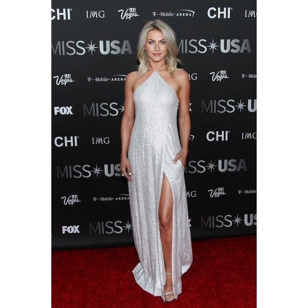 Julianne Hough At Arrivals For The 2016 Miss Usa Red Carpet - Part 1  T-Mobile Arena Las Vegas Nv June 5 2016 Photo By James Atoa