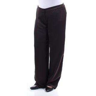 Womens Brown Casual Pants Size 5