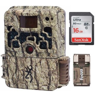 Browning Strike Force Extreme Game Camera with 16GB Card and Reader - Camouflage
