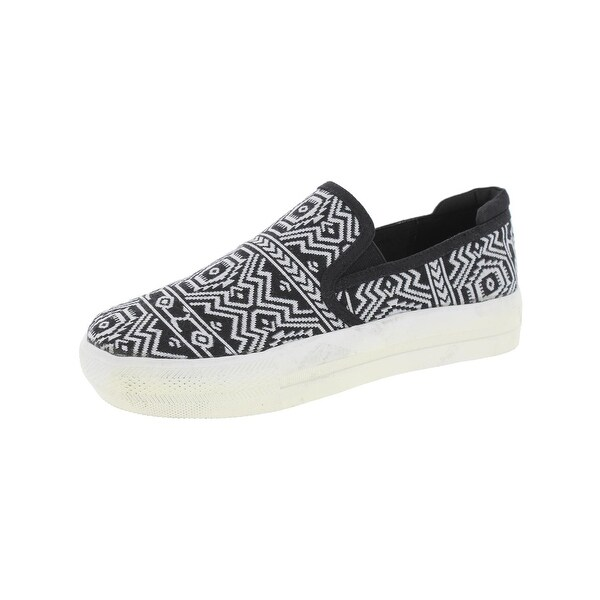Luxury Rebel Womens Juniper Loafers Flatform Round Toe