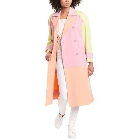 Tanya Taylor Myers Long Coat
