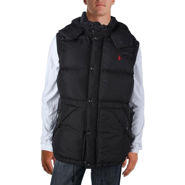8caa412cc Polo Ralph Lauren Mens Big & Tall Vest Quilted Sleeveless - xlt