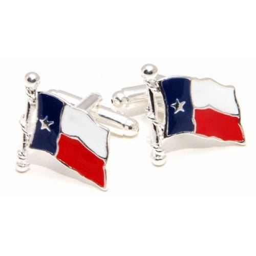 Texas Flag Cufflinks