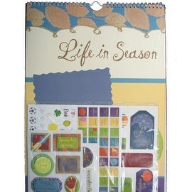 Seasonal Scrapbook Album