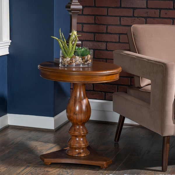 Stanton Round Accent Side Table. Opens flyout.
