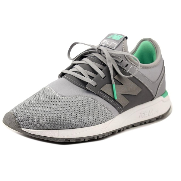 New Balance WRL247 Round Toe Synthetic Sneakers